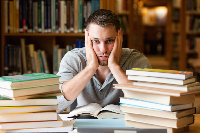 man frustrated around books - are all the books about turnaround the same