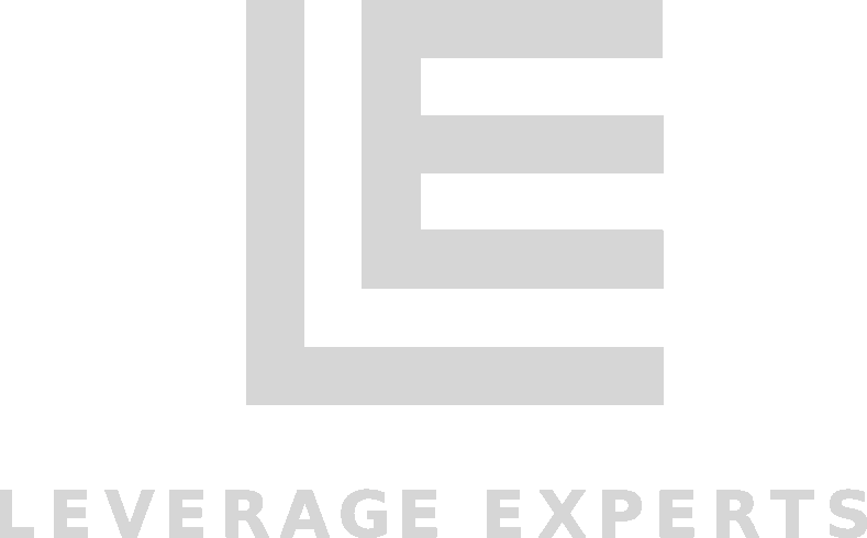 Leverage Experts Logo Grey