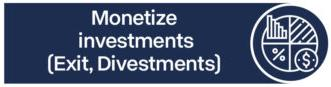 Financial and corporate health: Monetize Investments