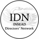 IDN Insead Directors' Network logo